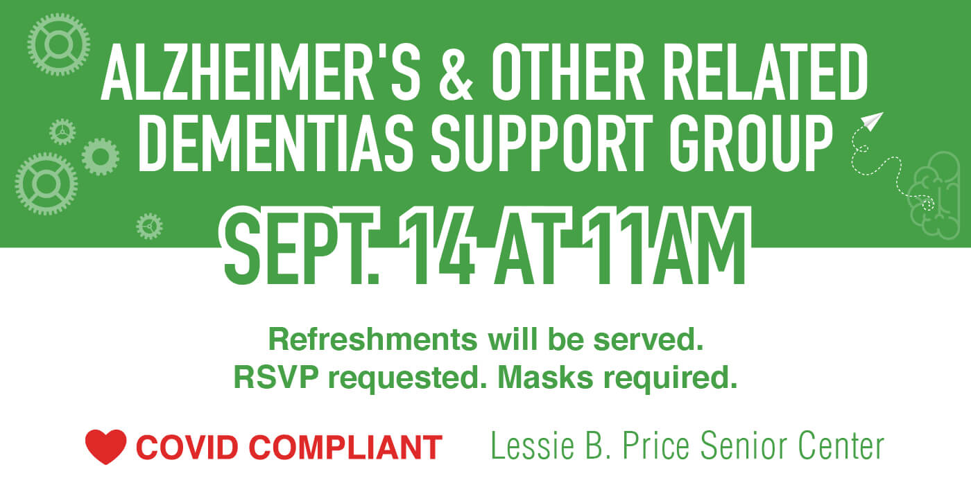 alzheimers and other related dementias support group september 14